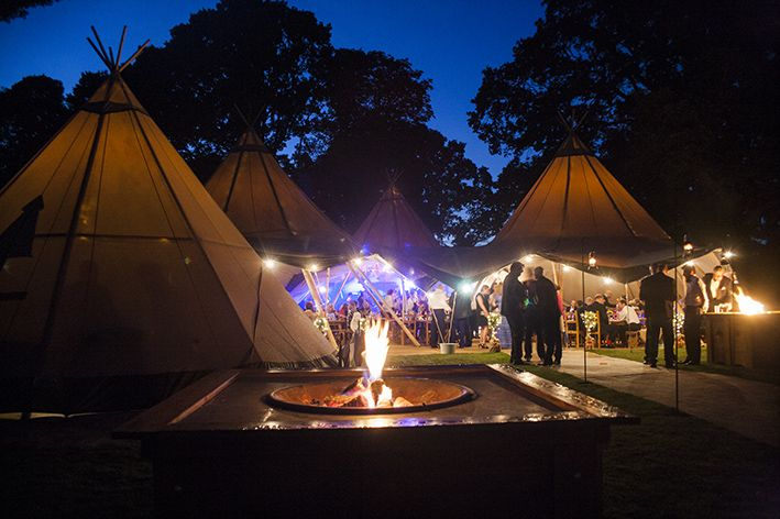 Tipis at night. Tipi & Stunning Tipi Tents for Hire - Events Under CanvasEvents Under Canvas