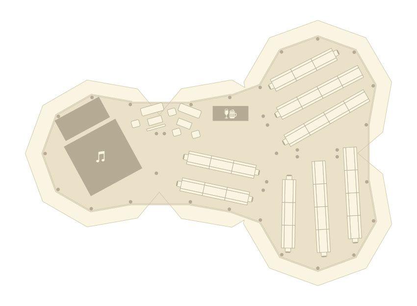 4 Tipi floorplan