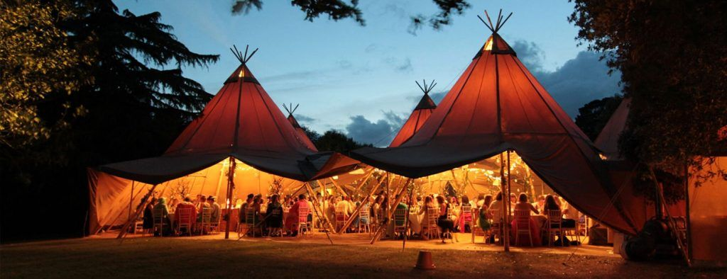 Finding the perfect venue for an outdoor festival wedding - Wintergarten ofen ...