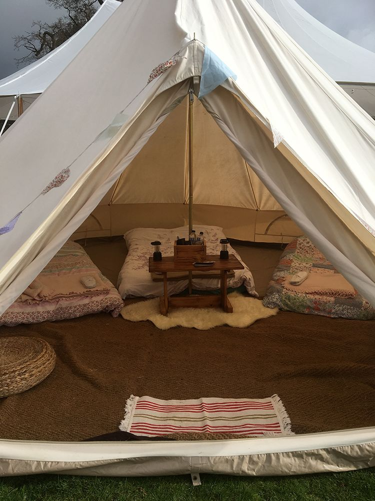 Ultimate Glamping