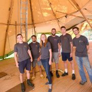 EADT Tipi Hire Article