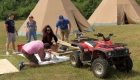 Tipi Hire - Rightmove Summer Party-05