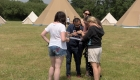 Tipi Hire - Rightmove Summer Party-07