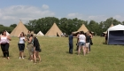 Tipi Hire - Rightmove Summer Party-10