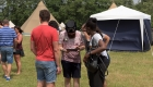 Tipi Hire - Rightmove Summer Party-12