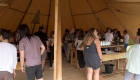 Tipi Hire - Rightmove Summer Party-17