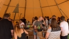 Tipi Hire - Rightmove Summer Party-18