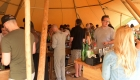 Tipi Hire - Rightmove Summer Party-21