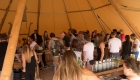 Tipi Hire - Rightmove Summer Party-23