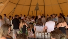 Tipi Hire - Rightmove Summer Party-24