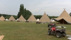 Tipi Hire - Rightmove Summer Party-27