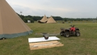 Tipi Hire - Rightmove Summer Party-28