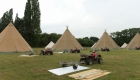 Tipi Hire - Rightmove Summer Party-36