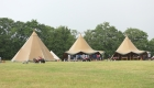 Tipi Hire - Rightmove Summer Party-38