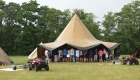 Tipi Hire - Rightmove Summer Party-39