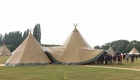 Tipi Hire - Rightmove Summer Party-40
