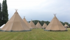 Tipi Hire - Rightmove Summer Party-41
