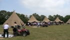 Tipi Hire - Rightmove Summer Party-46