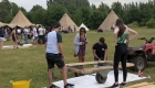 Tipi Hire - Rightmove Summer Party-47
