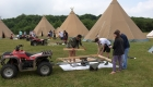 Tipi Hire - Rightmove Summer Party-48