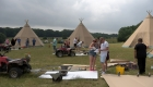 Tipi Hire - Rightmove Summer Party-50