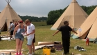 Tipi Hire - Rightmove Summer Party-51