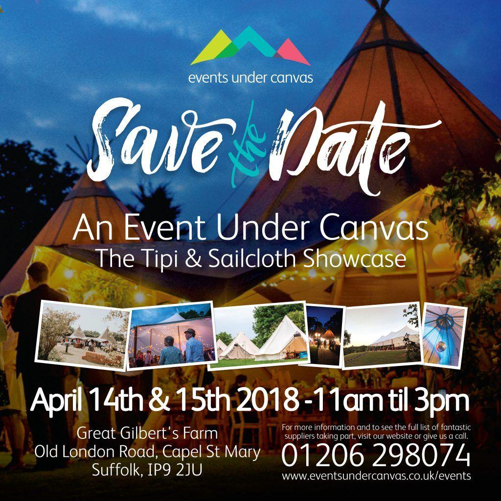 Wedding Show - The Tipi & Sailcloth Tent Showcase