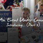 Tipi & Sailcloth Hire Wedding Showcase